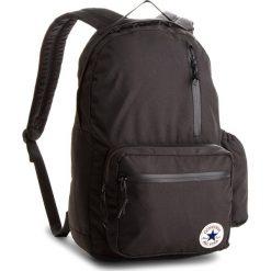 Plecak CONVERSE - 10004800-A01 001. Czarne plecaki damskie Converse, z materiału, sportowe. W wyprzedaży za 149.00 zł.