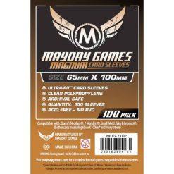 Koszulki Magnum Copper (65x100mm) 100 - fioletowe. Fioletowe t-shirty i topy dla dziewczynek Mayday. Za 15.68 zł.