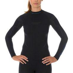 Brubeck Koszulka damska z długim rękawem Thermo czarna r. XS (LS13100). Bluzy sportowe damskie Brubeck, z długim rękawem. Za 119.00 zł.