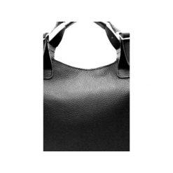 Skórzana torebka do ręki , na ramię. Czarne torby na ramię damskie Pracownia6-9. Za 145.00 zł.