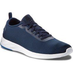 Buty Reebok - Astroride Soul CN4574 Navy/Vital Blue/White. Niebieskie buty sportowe męskie Reebok, z materiału. W wyprzedaży za 189.00 zł.