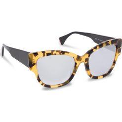Okulary przeciwsłoneczne MARELLA - Rock 38010182  003. Brązowe okulary przeciwsłoneczne damskie Marella. W wyprzedaży za 339.00 zł.