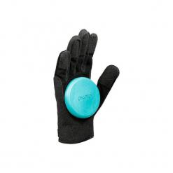 Rękawiczki Longboard Team. Czarne rękawiczki damskie OXELO, z elastanu. Za 109.99 zł.