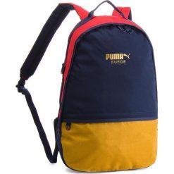 Plecak PUMA - Suede Backpack 075087 04 Granatowy Kolorowy. Plecaki damskie marki Puma. W wyprzedaży za 169.00 zł.