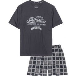 420cc8b155109d Niebieskie piżamy męskie krótkie - Kolekcja lato 2019 - Chillizet.pl