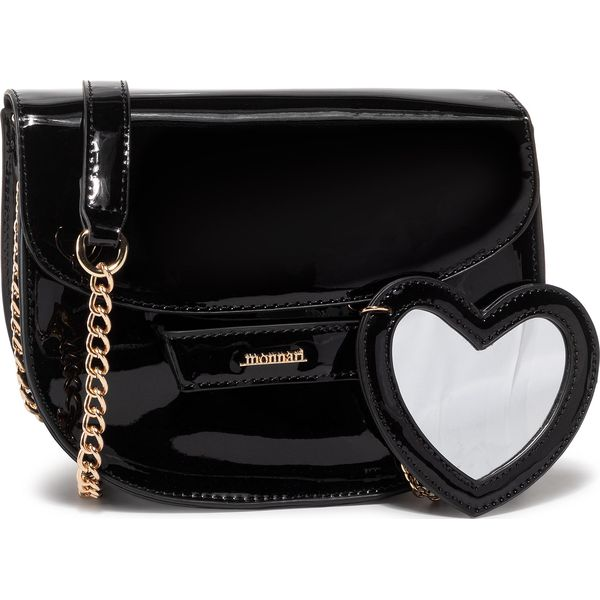 Torebka MONNARI BAG0390 020 Black 1