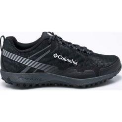 Columbia - Buty Conspiracy V. Czarne trekkingi męskie Columbia. W wyprzedaży za 269.90 zł.
