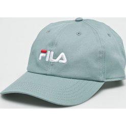 Fila - Czapka. Szare czapki i kapelusze damskie Fila, z bawełny. Za 149.90 zł.
