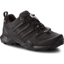 Buty adidas - Terrex Swift R2 Gtx GORE-TEX CM7492 Cblack/Cblack/Cblack. Czarne trekkingi męskie Adidas, z gore-texu. W wyprzedaży za 449.00 zł.