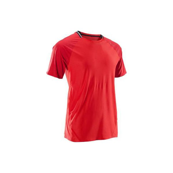 0706a18d2b60ea Koszulka fitness kardio krótki rękaw FTS 920 męska - Koszulki ...