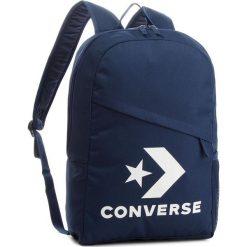 Plecak CONVERSE - 10008091-A02  Granatowy. Niebieskie plecaki damskie Converse, z materiału. W wyprzedaży za 119.00 zł.