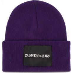 Czapka CALVIN KLEIN JEANS - J Calvin Klein Jeans K40K400759 507. Fioletowe czapki i kapelusze męskie Calvin Klein Jeans. Za 179.00 zł.