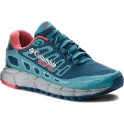 Buty COLUMBIA - Bajada III Winter BL5313 Phoenix Blue/Sunset Red 489. Niebieskie obuwie sportowe damskie Columbia, z materiału. W wyprzedaży za 349.00 zł.