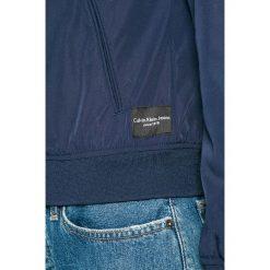 Calvin Klein Jeans - Kurtka. Szare kurtki damskie Calvin Klein Jeans, z jeansu. W wyprzedaży za 379.90 zł.