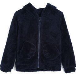 Granatowa Bluza Lazy Lullaby. Niebieskie bluzy dla dziewczynek Born2be, na jesień. Za 39.99 zł.
