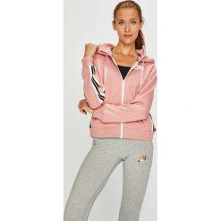 Nike Sportswear - Bluza. Szare bluzy damskie Nike Sportswear, z bawełny. Za 279.90 zł.
