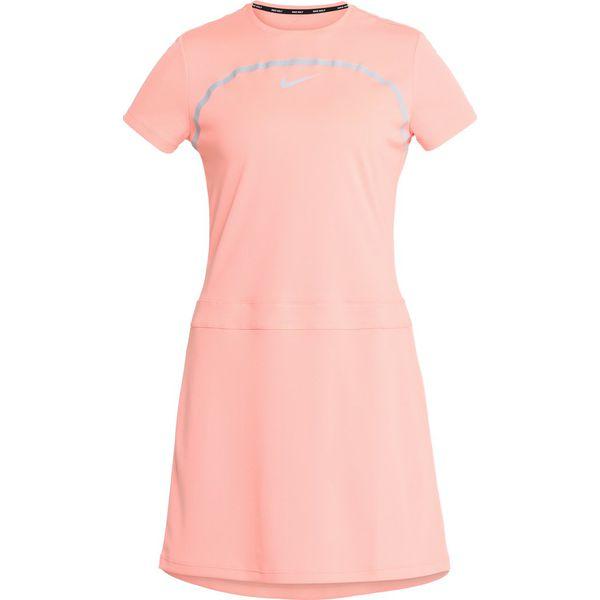 cfea863741 Nike Performance DRY DRESS Sukienka sportowa light atomic pink ...