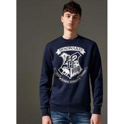 Bluza Harry Potter - Granatowy. Niebieskie bluzy męskie House. Za 99.99 zł.