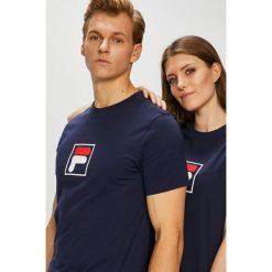 Fila - T-shirt. Czarne t-shirty damskie Fila. W wyprzedaży za 99.90 zł.