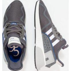 Adidas Originals EQT CUSHION ADV Tenisówki i Trampki grey five/footwear white/crystal white. Trampki męskie adidas Originals, z materiału. W wyprzedaży za 356.85 zł.