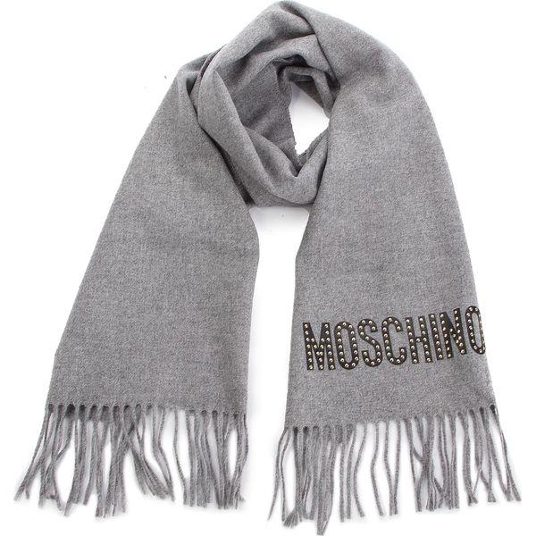 4ccf8c4c8 Szal MOSCHINO - 30580 M1878 014 - Szaliki i chusty damskie marki ...