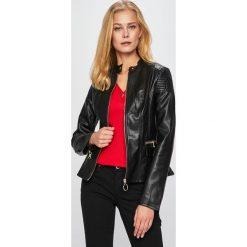 3738bbfcbde65 Guess Jeans - Kurtka skórzana - Kurtki damskie marki Guess Jeans. W ...