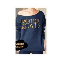 S-xxl wybierz kolory mother of cats bluza z. Niebieskie bluzy damskie One mug a day. Za 145.00 zł.