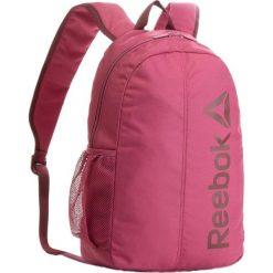 Plecak unisex Act Core Backpack różowy (DN1533). Czerwone plecaki damskie Reebok, sportowe. Za 83.92 zł.
