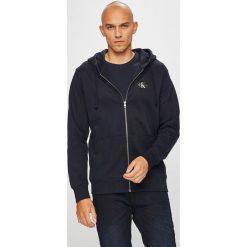 Calvin Klein Jeans - Bluza. Czarne bluzy męskie Calvin Klein Jeans, z bawełny. Za 499.90 zł.