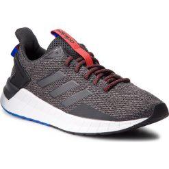 Buty adidas - Questar Ride B44809 Carbon/Carbon/Cblack. Szare buty sportowe męskie Adidas, z materiału. W wyprzedaży za 239.00 zł.