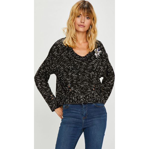 2099a9c634940 Guess Jeans - Sweter - Swetry damskie marki Guess Jeans. W ...