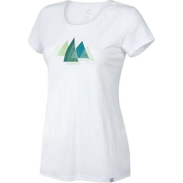 niższa cena z znana marka duża zniżka Hannah Koszulka damska Lavinet Bright White (rozmiar 36)