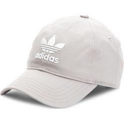 Czapka z daszkiem adidas - Trefoil Cap BK7282 Mgsogr/White. Szare czapki i kapelusze damskie Adidas. Za 69.95 zł.