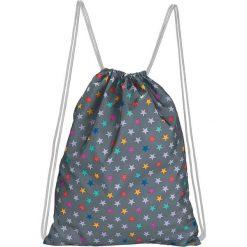 Plecak w kolorze szarym ze wzorem - 33 x 42,5 cm. Torby i plecaki dziecięce Moses. W wyprzedaży za 26.95 zł.