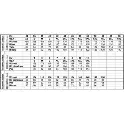 Gwinner Legginsy Katia COMFORTline czarne r. 2XL (420528010000). Legginsy damskie marki DOMYOS. Za 55.92 zł.
