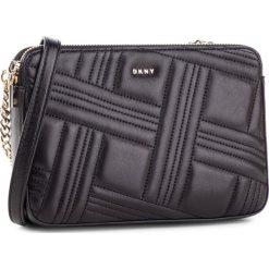 Torebka DKNY - R83EB639 Blk/Gold 82. Czarne torebki do ręki damskie DKNY, ze skóry. Za 849.00 zł.