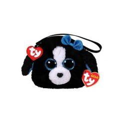 Torebka na nadgarstek TY INC Ty Gear Tracey - czarno-biały pies. Torby i plecaki dziecięce marki Tuloko. Za 19.99 zł.