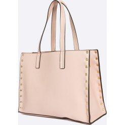 Pieces - Torebka. Szare torby na ramię damskie Pieces. W wyprzedaży za 79.90 zł.