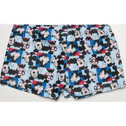 Blukids - Kąpielówki dziecięce Disney Mickey Mouse 86-98 cm. Kąpielówki dla chłopców Blukids, z motywem z bajki, z dzianiny. Za 39.90 zł.