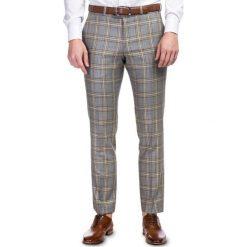 Spodnie LUCA GDPS900058. Eleganckie spodnie męskie marki Giacomo Conti. Za 599.00 zł.