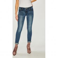 Tally Weijl - Jeansy. Niebieskie jeansy damskie TALLY WEIJL. Za 99.90 zł.