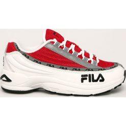 Wyprzedaż czerwone obuwie damskie Fila Kolekcja wiosna