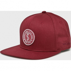 True Spin - Czapka. Brązowe czapki i kapelusze męskie True Spin. W wyprzedaży za 49.90 zł.