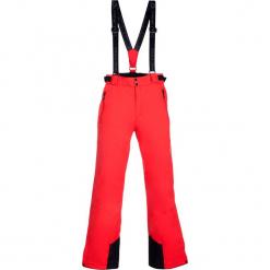 """Spodnie narciarskie """"Molini"""" w kolorze czerwonym. Spodnie snowboardowe męskie marki WED'ZE. W wyprzedaży za 521.95 zł."""