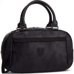 Torebka PUMA - SF LS Handbag 075183 01 Puma Black. Czarne torebki do ręki damskie Puma, ze skóry ekologicznej. W wyprzedaży za 259.00 zł.