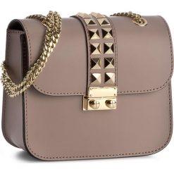 Torebka CREOLE - K10241  Jasny Fiolet. Brązowe torebki do ręki damskie Creole, ze skóry. W wyprzedaży za 159.00 zł.
