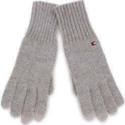 Rękawiczki Damskie TOMMY HILFIGER - Soft Knit Gloves AW0AW05965 047. Rękawiczki damskie marki B'TWIN. W wyprzedaży za 139.00 zł.