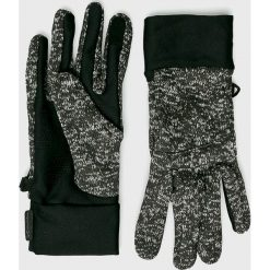 Columbia - Rękawiczki. Czarne rękawiczki męskie Columbia, z dzianiny. W wyprzedaży za 99.90 zł.