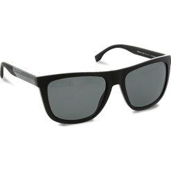 Okulary przeciwsłoneczne BOSS - 0834/S Blk/Crbnblk HWM. Czarne okulary przeciwsłoneczne damskie Boss, z tworzywa sztucznego. W wyprzedaży za 679.00 zł.