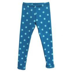 Topo Legginsy Dziewczęce 92 Niebieskie. Niebieskie legginsy dla dziewczynek Topo, z jeansu. Za 59.00 zł.
